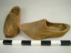 Wooden Shoes, Pair