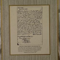 Reproduction Document Declaration Of Independence