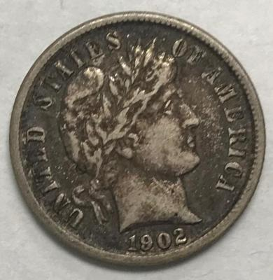 Coin, U.S., 10 Cent