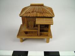 Cricket Cage, Model House-shape