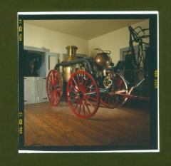 Vehicle, Steam Pumper, Fire Department