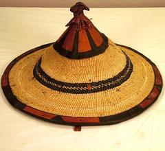 Shade Hat, Fulani Tribe Africa
