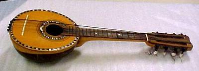 Modern Mandolin