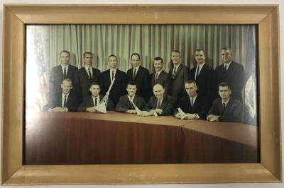Photograph, Group of Astronauts