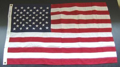 Flag, United States Of America, 50 Star