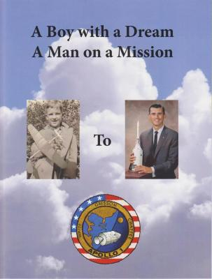 Program, The Roger B. Chaffee Statue Dedication Ceremony