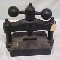 Press, Letter