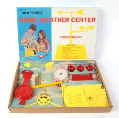 Do-It-Yourself Home Weather Center Construction Kit