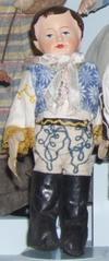 Doll, Czechoslovakian Boy