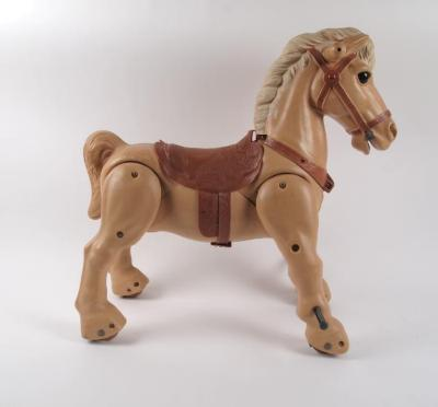 Toy Horse, 'marvel the mustang,' In Box (4 Pcs.)