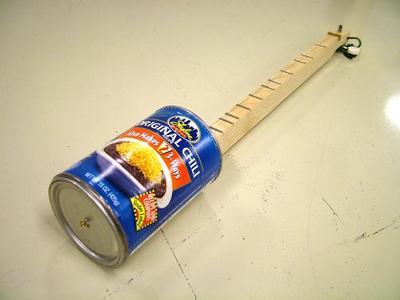 Canjo, Tin Can Guitar Or Banjo