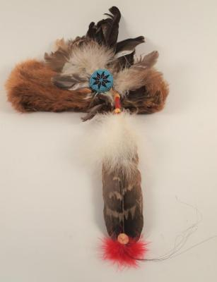 Headdress, Presented To Frank L. Dumond