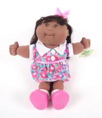 Doll, 'cabbage Patch Stylin' Hair Kid,' Named Debra Mona