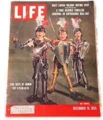 Life Magazine, December 19, 1955