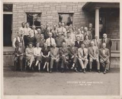 Photograph, Employees of the James Bayne Co.