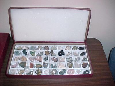 Rock And Mineral Set