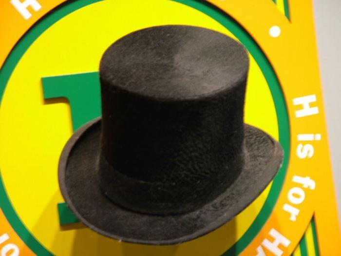 Man's Top Hat
