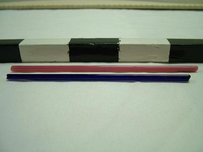 Colored Glass Rod