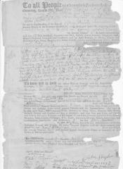 Bill-of-sale, New England Bill Of Sale #1758