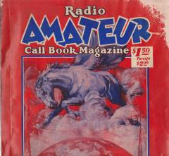Book, Radio Amateur Call Book Magazine