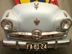 Automobile, 1951 Crosley Front Section