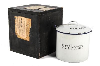 Brain Transport Box and Pot