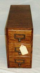 File, Cabinet, Card