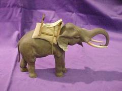 Model, Indian Elephant