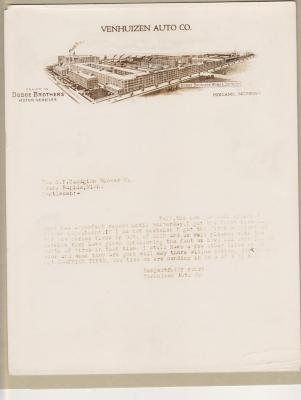 Photograph, Letter