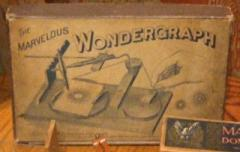 Toy In Box, 'the Marvelous Wondergraph'