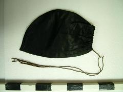Undercap, Black Silk, For Frisian Oorijzer