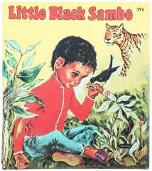 Book, Little Black Sambo