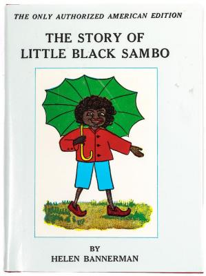 Book, The Story of Little Black Sambo