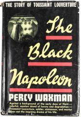 Book, The Black Napoleon: The Story of Toussaint Louverture
