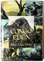Book, Congo Eden