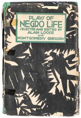 Book, Plays of Negro Life