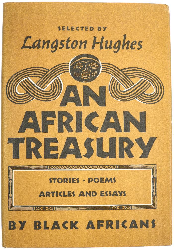 Book, An African Treasury