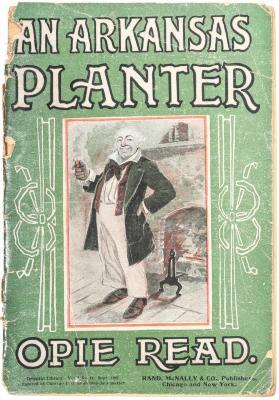 Book, An Arkansas Planter