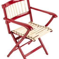 Miniature, Folding Armchair