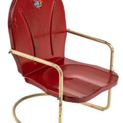 Miniature, Garden Chair