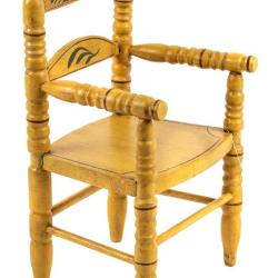 Miniature, Spindle Armchair