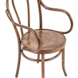 Miniature, Thonet-Style Armchair