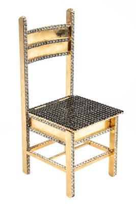 Miniature, Chair Purse