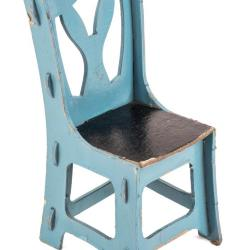 Miniature, Arts & Crafts Style Chair