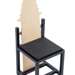 Miniature, L.A. Archetype Series-Chinese Theater Chair