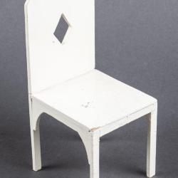 Miniature, Scandinavian Style Chair