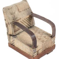 Miniature, Art Deco Chair