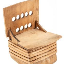 Miniature, Salt Dispenser Chair