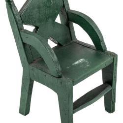 Miniature, Diamond Back Chair