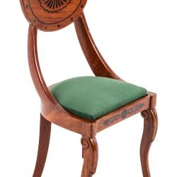 Miniature, Charles X Style Chair